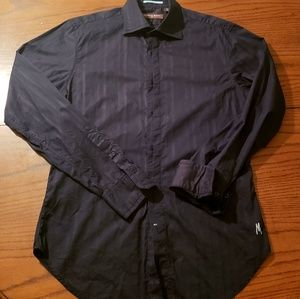 GUESS BY MARCIANO Mens Med Button Up